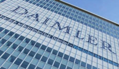 戴姆勒俄罗斯新厂破土动工 2019年建成投产