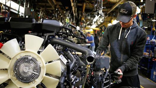 福特向美工厂投资9亿美元 生产征服者/领航员