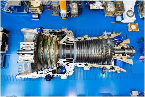 3D打印新应用:打造出世界效率最高燃气轮机GE 9HA