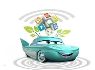 智能汽车上路将开启万亿市场