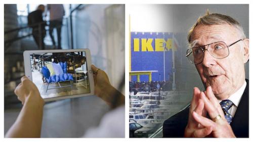 苹果与宜家打造AR应用 提供虚拟购物体验
