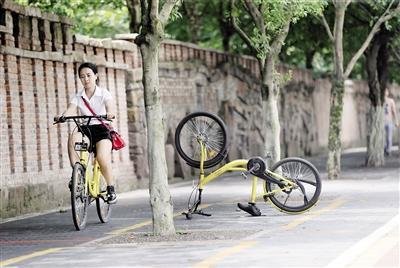 悟空单车退市警示:共享单车已到清小企业之时