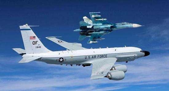 美俄军机相距1.5米几乎相撞!专家解读这有多危险