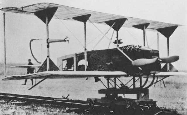 100年前的无人机长这样 功能只有一个:原地爆炸