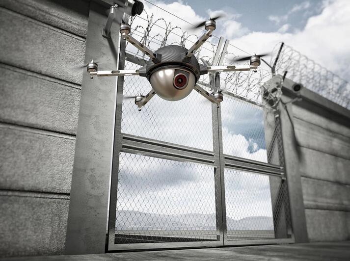 """""""黑飞""""造成混乱也带来机遇 反无人机市场或成新蓝海"""