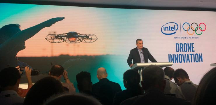 VR、5G、人工智能、无人机:英特尔要借奥运会加速前沿科技的普及