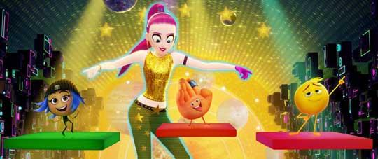 索尼全新动画《表情奇幻冒险》脑洞太大