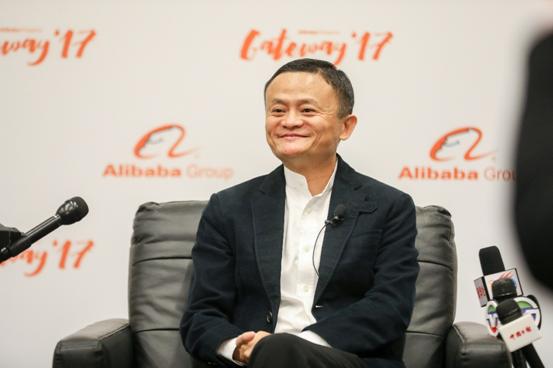 马云:要让美国中小企业明白中国巨大的市场