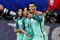联合会杯-C罗头球破门 葡萄牙1-0俄罗斯