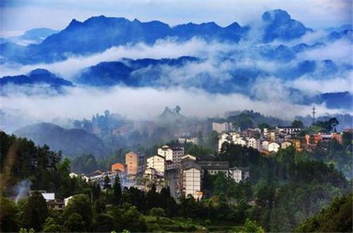 南川区发现10个特色古民居村落