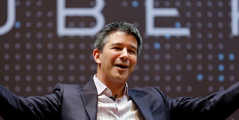 优步CEO迫于投资者压力宣布辞职 仍留董事会