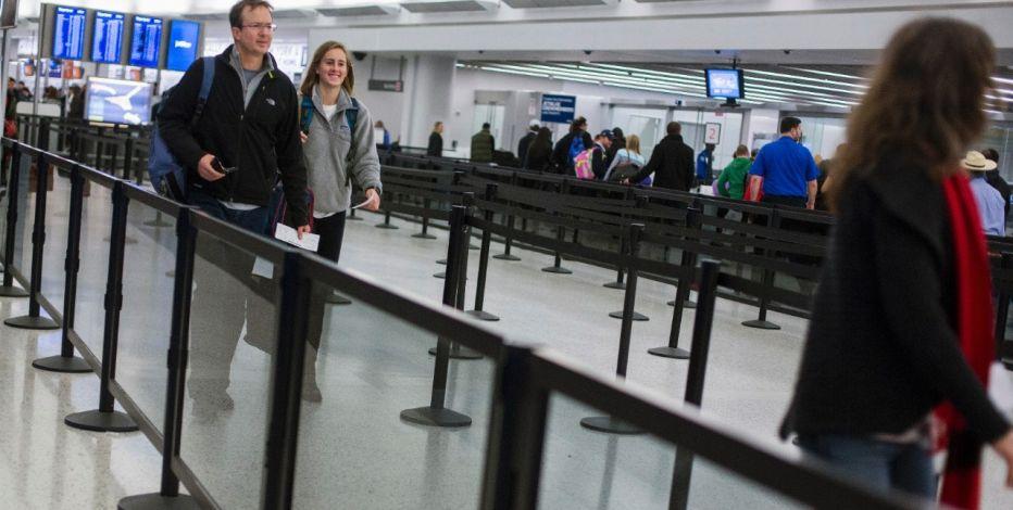 美国多机场试行人脸识别托运 优化乘机体验