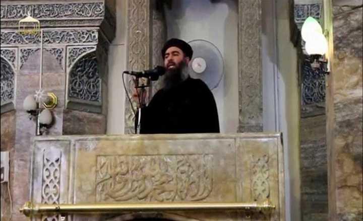 俄外长:高度确定IS领导人巴格达迪已经死亡