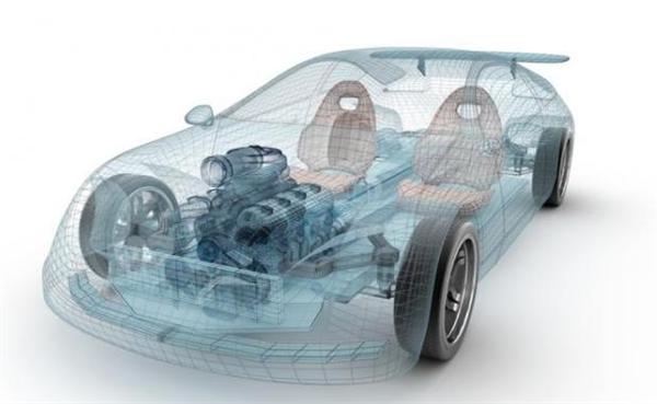 """车辆的未来:""""先进的打火机材料"""""""