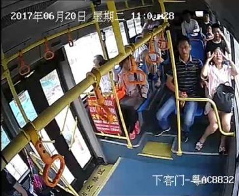 孕妇公交上喊救命?司机急送医院