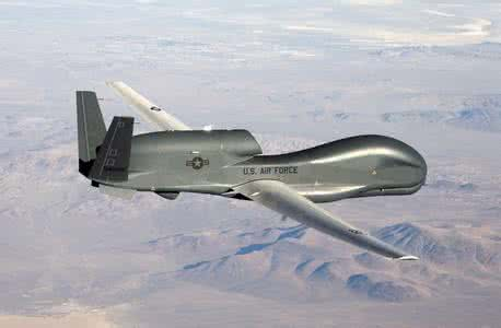 美一架空军无人机在加州坠毁 事故原因暂不详
