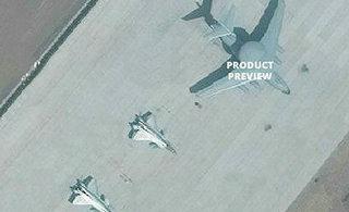 歼20战机和空警2000同时出现