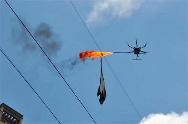 媒体:科学监管不会扼杀行业发展 工业级无人机仍是一片蓝海
