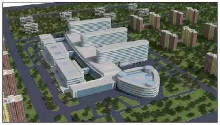 北京天坛医院新址9月15日启动搬迁