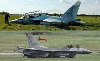 美俄战机一天之内同时发生事故