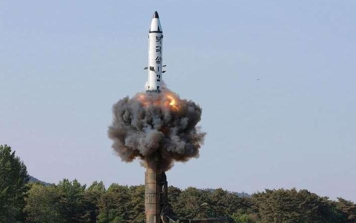 美官员称朝再测试火箭引擎 同日美反导试验失败