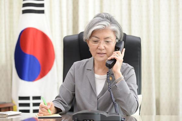 康京和上任两天下令韩所有驻外使节辞职