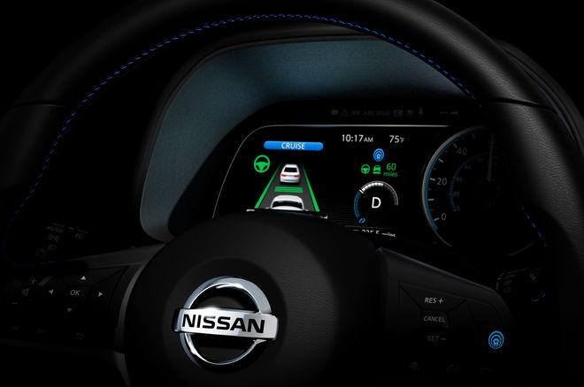 日产半自动驾驶技术抢先看 新款聆风试水