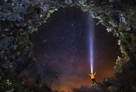 摄影沙龙公布年度最佳洞穴作品