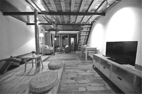 民宿与传统村落保护