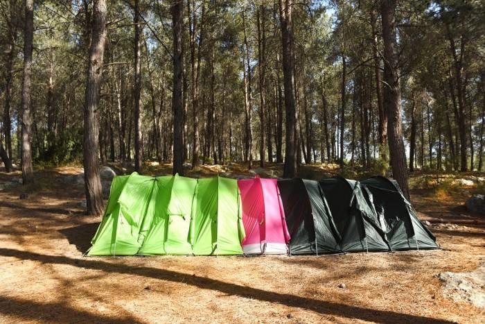 全新模块化帐篷来袭