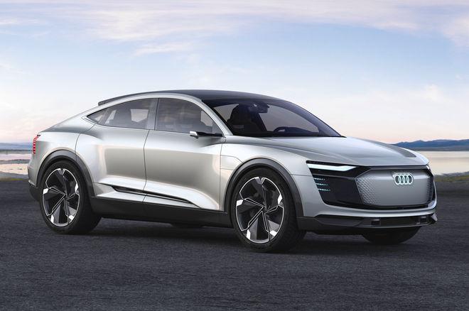 奥迪证实E-tron Sportback于2019年比利时投产