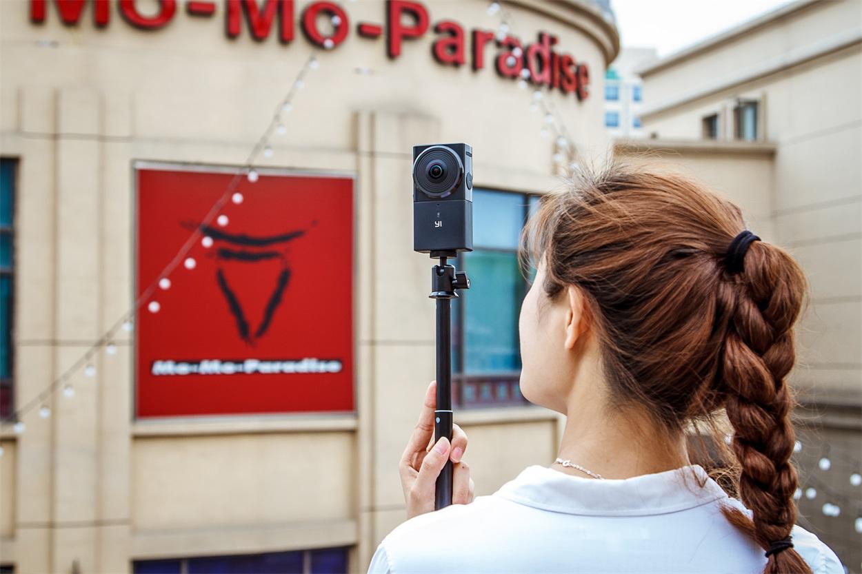 新品不断!小蚁科技与谷歌将推出180度VR相机