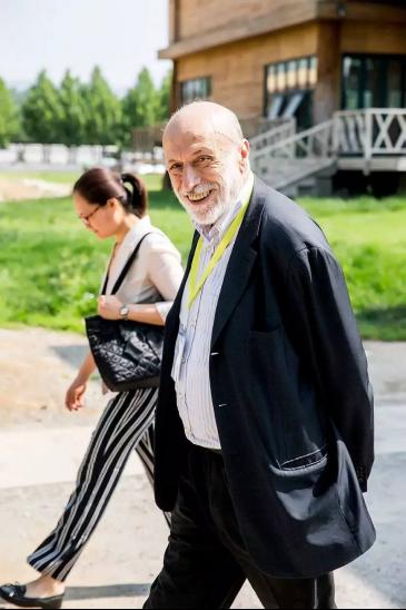 共建慢食村落与乡村经济 慢食运动创始人卡洛·佩特里尼十四年后重回北京