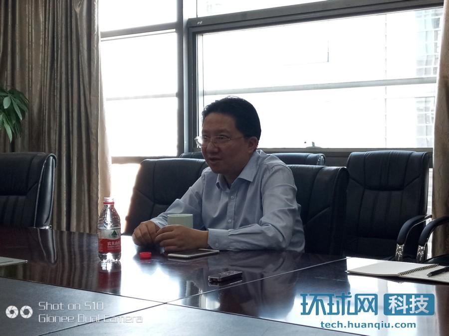 盛景网联彭志强:要做中国和全球创新服务基础设施
