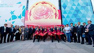北京旅游亮相阿斯塔纳世博会