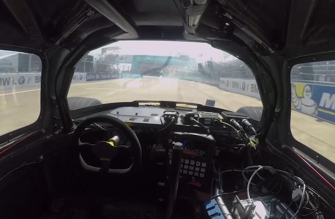 科技雷不撕:自动驾驶赛车DevBot内部视角