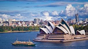 游客在澳大利亚消费创历史新高