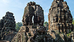 中国赴柬埔寨游客增长迅速