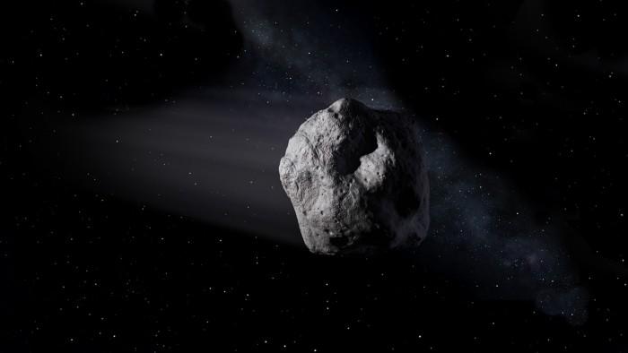 掠地小行星或将威胁地球?科学家辟谣:没影响