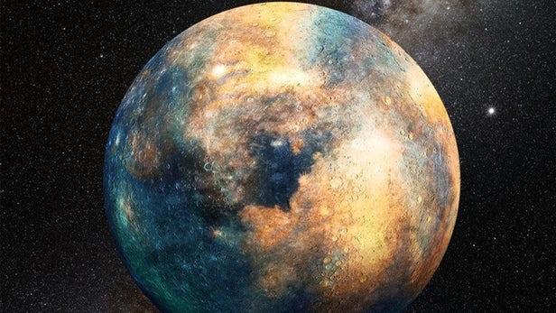 """新研究对""""第九行星""""提出质疑"""