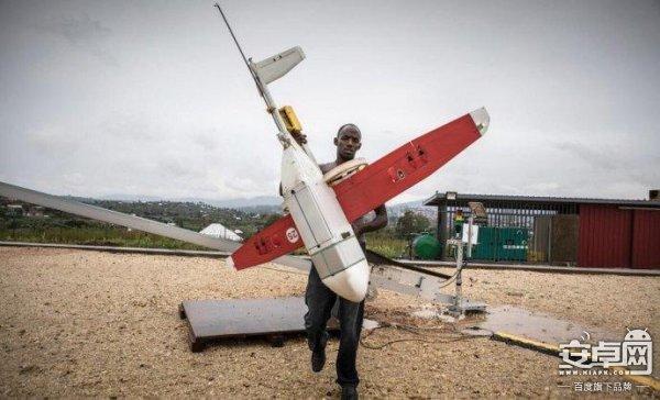 来自天空的血液:Zipline雄心勃勃的非洲商业无人机计划