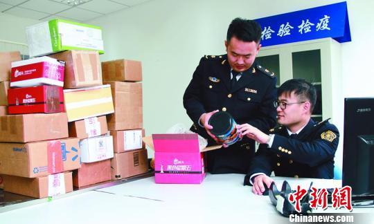 上海抽查跨境电商进口消费品 不合格检出率高达19%