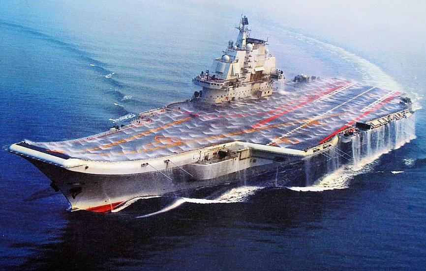 港媒称辽宁舰7月访香港 专家:若访港将是战斗群