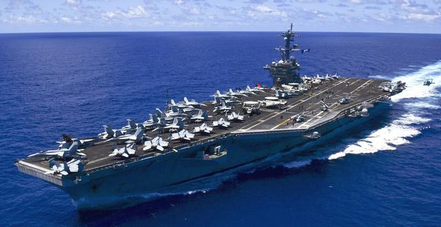 外交部副部长:坚决反对有关国家在南海炫耀武力
