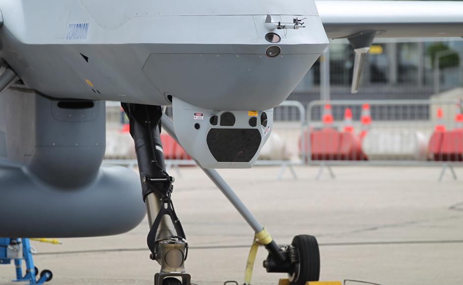 小型直升机_美国批准向印度出口MQ-9B无人机 用于海上巡逻_军事_环球网