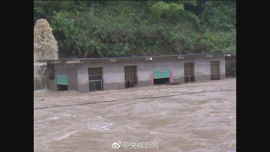暴雨洪涝灾害已造成江西6人死亡3人失踪