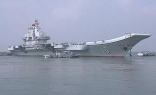 辽宁舰编队出海或将停靠香港
