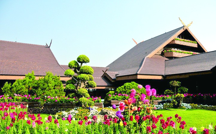 从毒地到宝库,泰国黎敦山的涅槃