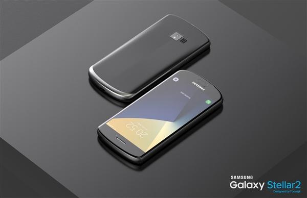 对飚iPhone SE!三星Galaxy Stellar 2曝光