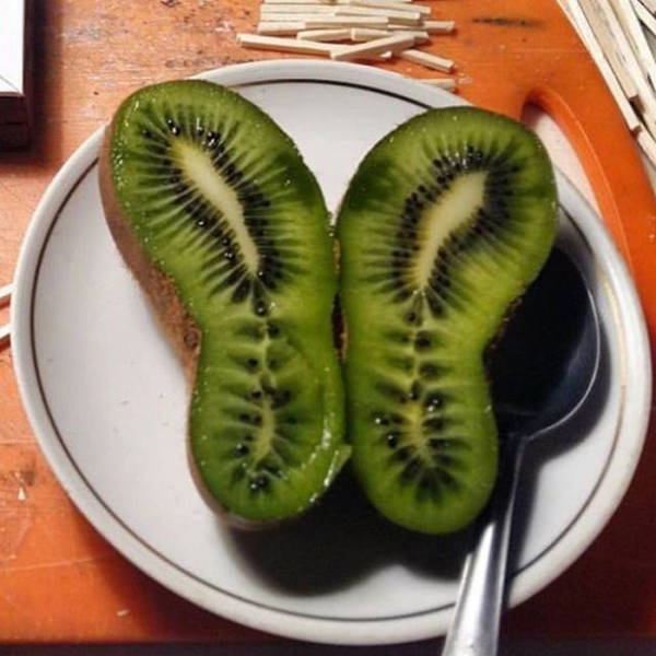 作为食物界的翘楚怎么能随意被吃掉呢图片